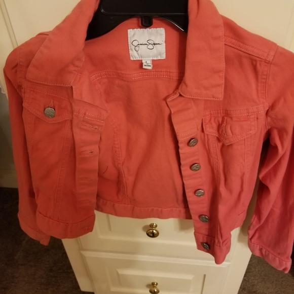 Chic Girls Jessica Simpson Denim Jacket